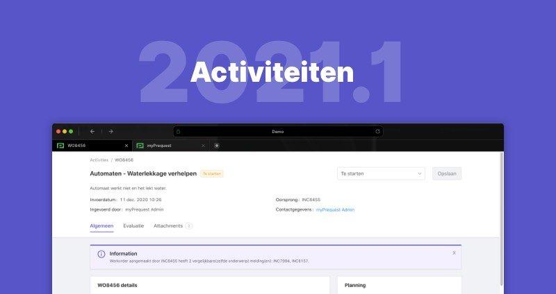 activiteiten rework 2021